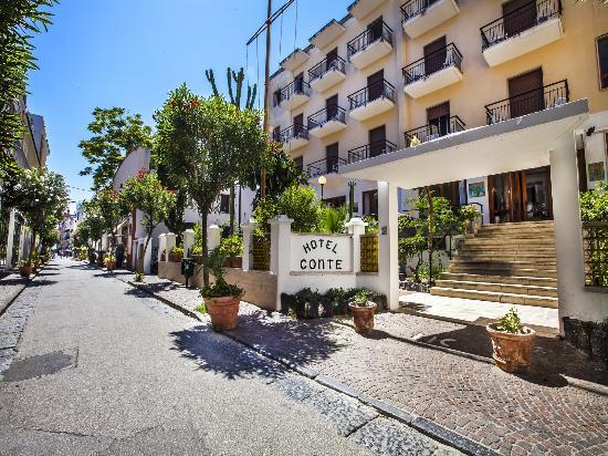 Hotel Conte Ischia Porto Immagini