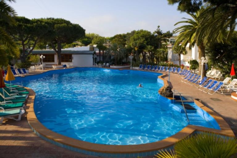 Hotel park imperial forio d 39 ischia 3 stelle - Hotel a castrocaro terme con piscina ...