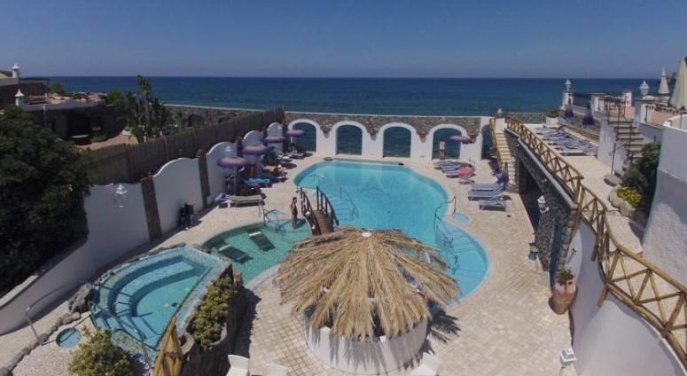 Hotel Terme Tritone Forio D Ischia 4 Stelle